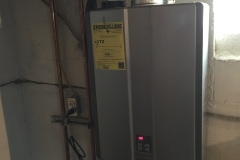 Rinnai instantaneous water heater